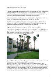 1 ACR i San Diego 2005-11-12-2005-11-19 Vi startade från ...