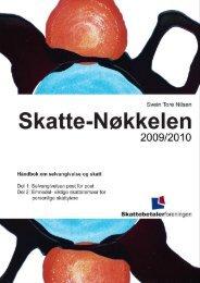 Poster i selvangivelsen mv. - Skattebetalerforeningen