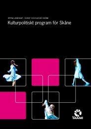 Öppna landskap – konst och kultur i Skåne