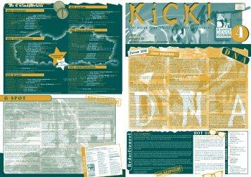 KiCK! - Vlaamse Dienst Speelpleinwerk