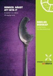 Andakter kring rätten till dagligt bröd - Kirkon Ulkomaanapu