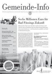 Erfolg auf 12 Säulen Marketing 2006 - Therme | Deutschland | Kur