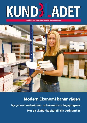 BL Info kundblad_nr51_2011.pdf - Modern Ekonomi