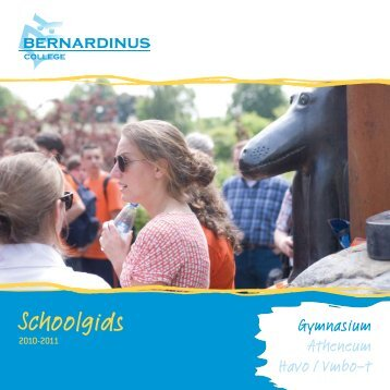 Download this publication as PDF - bernardinus - Bernardinuscollege