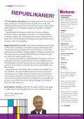 Läs första numret av Reform här. - Republikanska föreningen - Page 4