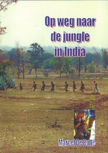 Op weg naar de jungle in India. - Davidsfondsdenderleeuw