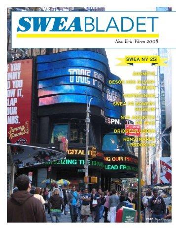 Bladet - SWEA International