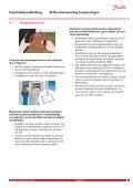 ECflex Verwarming Toepassingen - Danfoss BV - Page 5