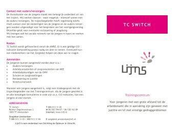 Versie 2 Lijn5-Noord-Holland-LVG-Switch Trainingscentrum folder NH