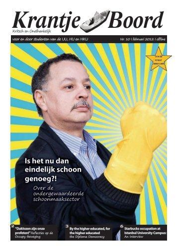 Download hier Krantje Boord Februari 2012 als PDF - Kritische ...