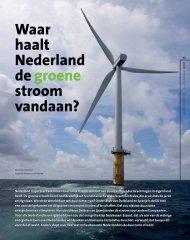 Herkomst groene stroom (PDF) - P+ People Planet Profit homepage