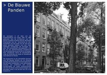 De Blauwe Panden - Casa architecten