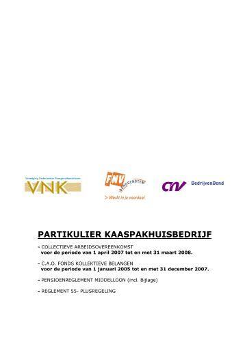 Tekst - Werken & Kaas