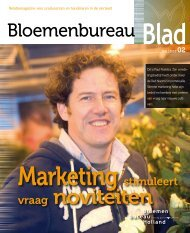 Bloemenbureau Blad - Hydrangeaworld.com