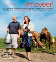 Exotische koeien in Hollandse grasweide ‹ - Syntens