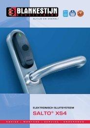 Salto® xS4 - Blankestijn Beveiliging