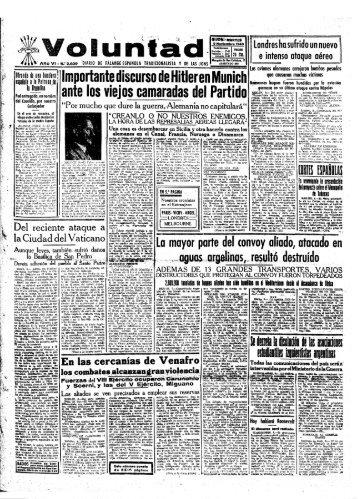 Voluntad 19431109 - Historia del Ajedrez Asturiano