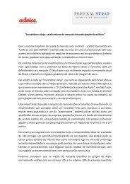 """""""Investidores Anjo: catalisadores do mercado de ... - Abvcap"""