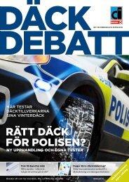 DäckDebatt nr 1 2013