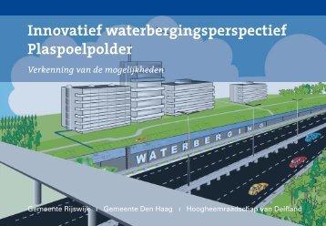 Innovatief waterbergingsperspectief Plaspoelpolder - GroteWereld
