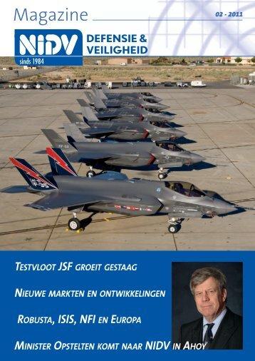 NIDV-magazine 2 van 2011 - Maghni Claeghe Producties
