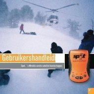 Nederlandse handleiding SPOT.pdf - outdoordacht.nl