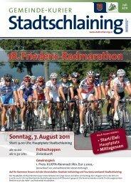 18. Friedens-Radmarathon - Stadtschlaining