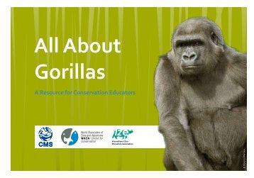 Gorillas - International Zoo Educators Association