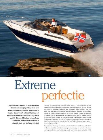 De noorse werf Marex is in Nederland vooral ... - De Boarnstream