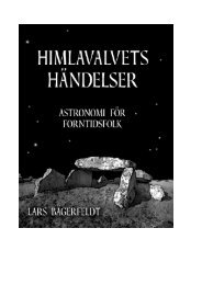 27 Himlavalvets händelser - Radio Falköping 90,8