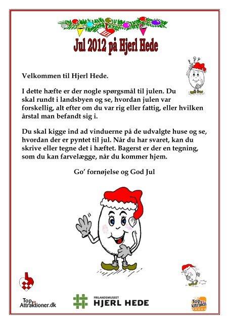 Julefolder 1 Holger Hede Nisse - Hjerl Hede