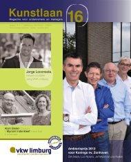 Kunstlaan 16: September 2012 (.pdf) - VKW Limburg