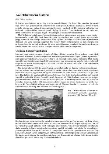 Kollektivhusens historia - Kollektivhus NU