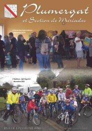 Janvier 2012 - Mairie de Plumergat