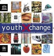 www.youthxchange.net - de weg naar duurzame levensstijlen ...