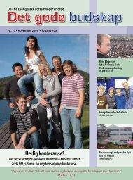 De Frie Evangeliske Forsamlinger i Norge - DFEF