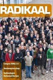 Congres JONGCD&V Rentmeesterschap Verkiezingen Nationaal ...