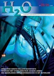 nº 25/26/ 2006 - H2O - Tijdschrift voor watervoorziening en ...