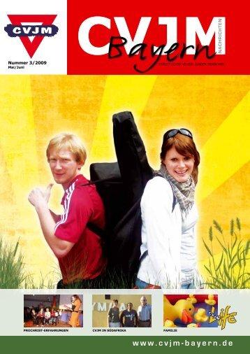 ein Land mit vielen Gesichtern sportwochenende in ... - CVJM Bayern