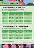 Succes med frugt plancher - Danske Planteskoler - Page 3