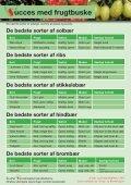 Succes med frugt plancher - Danske Planteskoler - Page 4