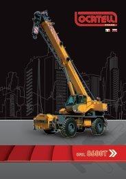 download brochure tecnica GRIL 8600T - Locatelli