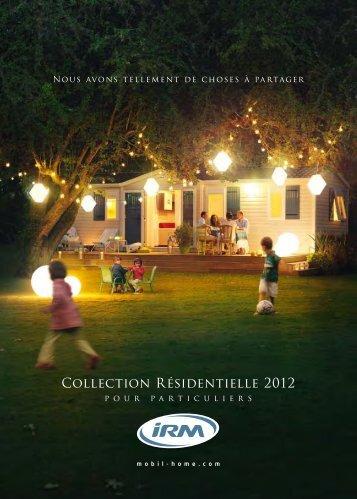 Collection résidentielle 2012