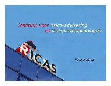 Instituut voor risico-advisering en veiligheidsopleidingen
