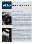 Einstellungen - Hasselblad - Seite 4