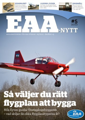 Nr 5 December 2010 - EAA chapter 222