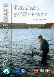 Öringfiske på västkusten - Länsstyrelserna