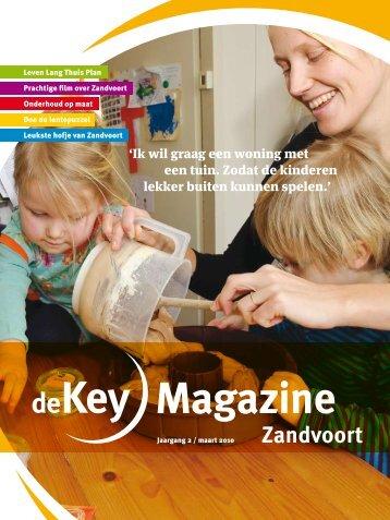Download De Key Magazine Zandvoort editie maart 2010