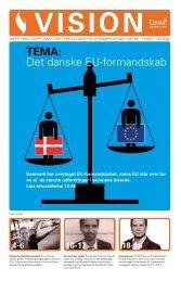 TEMA: Det danske EU-formandskab - Cevea