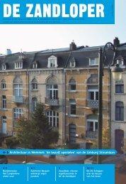4-5 Architectuur in Wemmel: 'de twaalf apostelen ... - De Zandloper